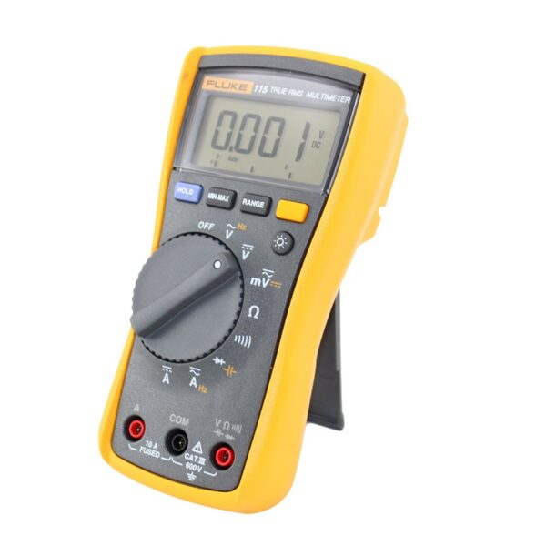 Fluke 115 Field Technicians Digital Multimeter sharvielectronics.com