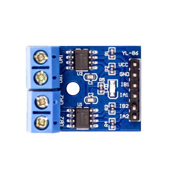L9110 L9110S DC Stepper Motor Driver Board HBridge sharvielectronics.com