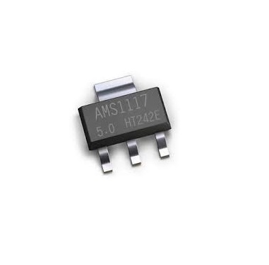 LM1117–5V800mA–Low Dropout Linear Regulator–SOT223 Package sharvielectronics.com