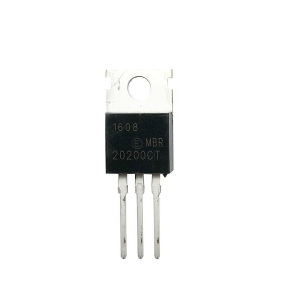 MBR20200CT 200V 20A Schottky Rectifier in Plastic Package