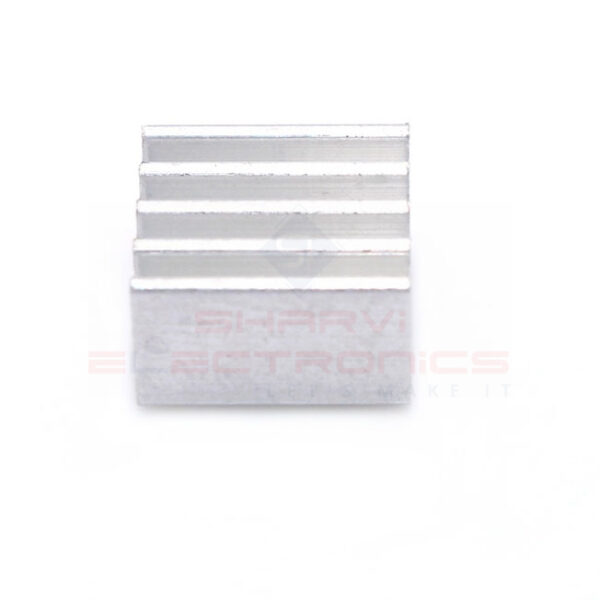 Aluminum Heatsink for A4988 DRV8825 Stepper Motor Driver-Pack of 5 sharvielectronics.com