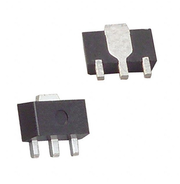 BCX53 PNP Silicon Planar Medium Power Transistor-SOT-89 Package sharvielectronics.com