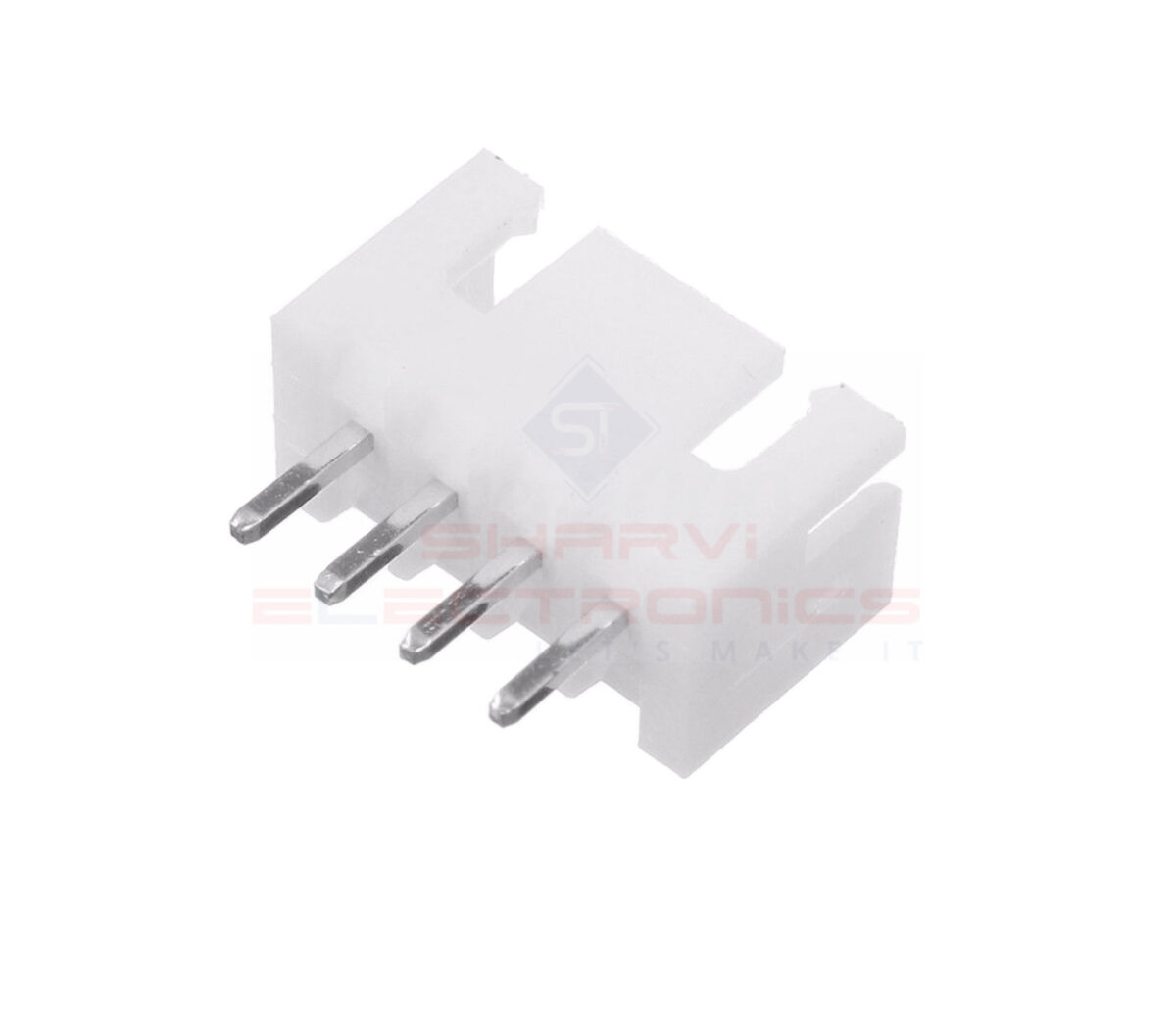 Sharvielectronics: Best Online Electronic Products Bangalore   JST XH 4 Pin Connector 4 Pin Male Relimate Polarized Connector   Electronic store in bangalore