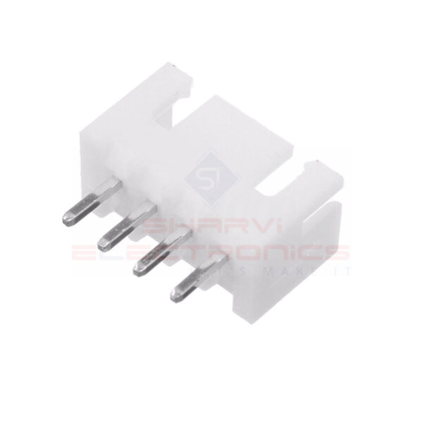 Sharvielectronics: Best Online Electronic Products Bangalore | JST XH 4 Pin Connector 4 Pin Male Relimate Polarized Connector | Electronic store in bangalore