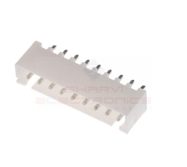 JST-XH 9 Pin Connector (9 Pin Male Relimate Polarized Connector) sharvielectronics.com