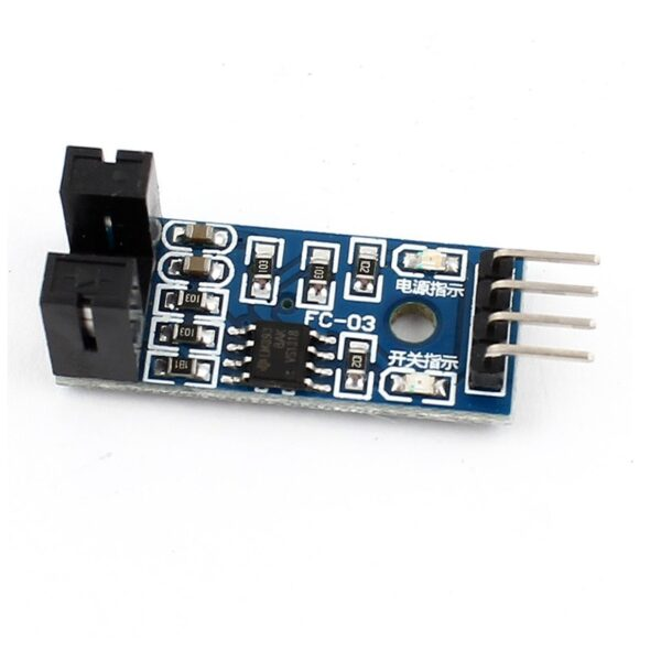 Lm393 Motor Speed Measuring Sensor Module sharvielectronics.com