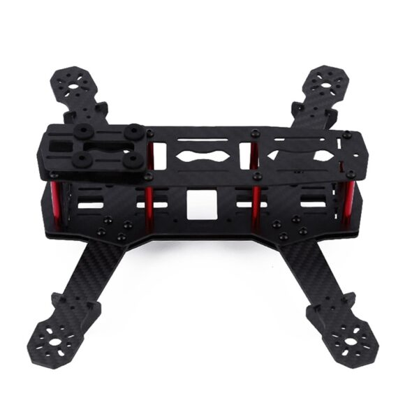 Q250 Quadcopter Super Strong Carbon Fiber 4mm Arm FPV Racing Frame(250mm) Kit sharvielectronics.com