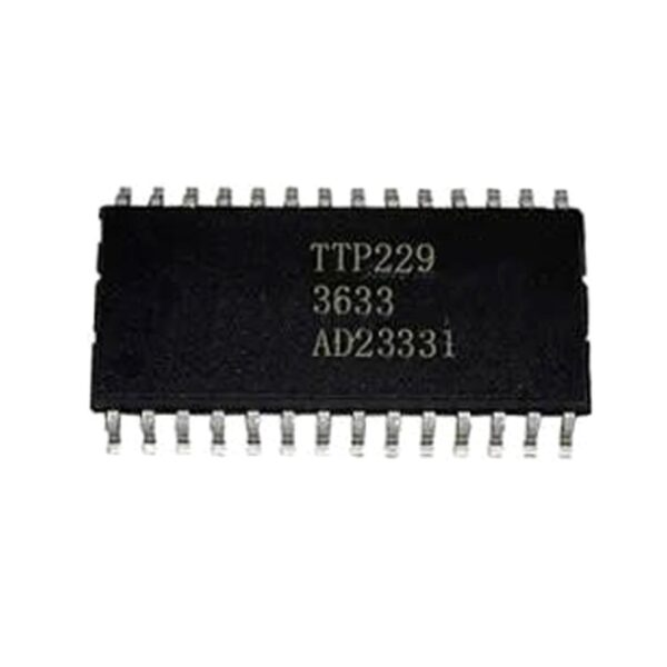 TTP229 16-Channel Touch Detector IC (SMD) sharvielectronics.com