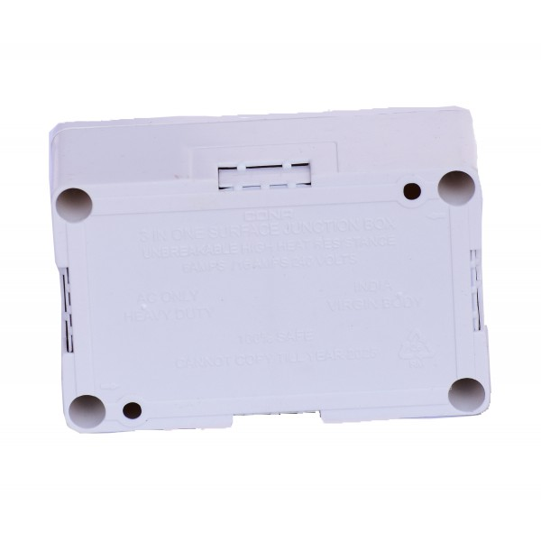 Universal Switch Socket Combined With Junction Box-6A16A 240V sharvielectronics.com