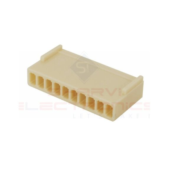 10 Pin JST-XH Female Connector sharvielectronics,