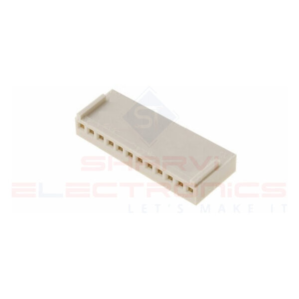 12 Pin JST-XH Female Connector Sharvielectronics