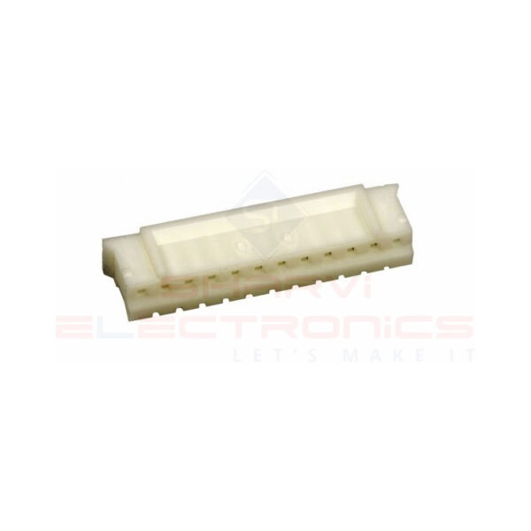 12 Pin JST-XH Female Connector_Sharvielectronics