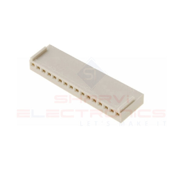 16 Pin JST-XH Female Connector _Sharvielectronics