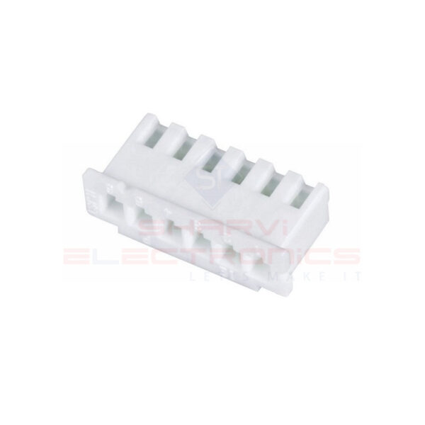 6 Pin JST-XH Female Connector Sharvielectronics