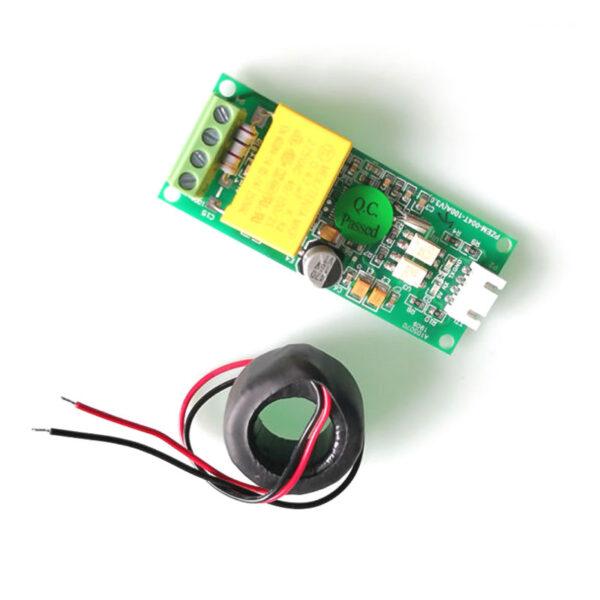 Peacefair PZEM-004T AC Multi-function Electric Energy Metering Power Monitor