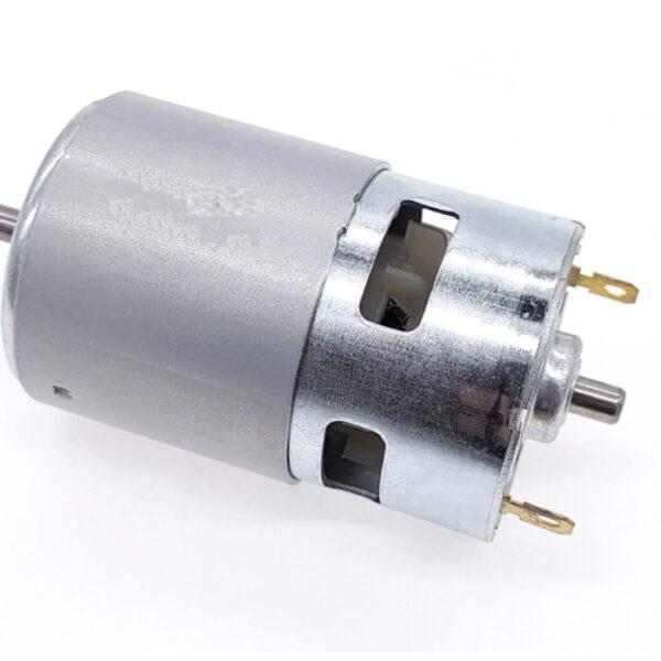 RS-555 Motor Multipurpose Brushed 12Volt DC Motor for DIY applications PCB Drill 1