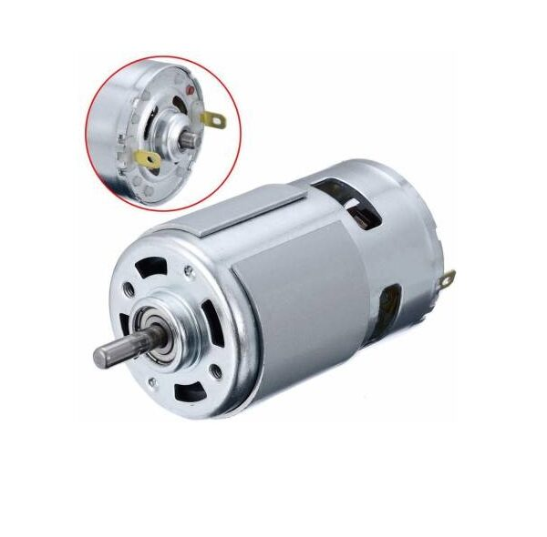 RS-775 Motor Multipurpose Brushed 12-24Volt DC Motor for DIY applications PCB Drill_Sharvielectronics