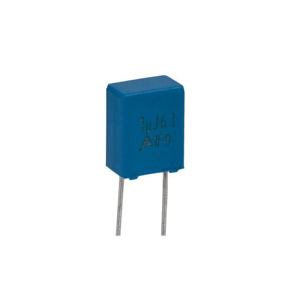 1uF/63V (1MFD 63V) Box Capacitor