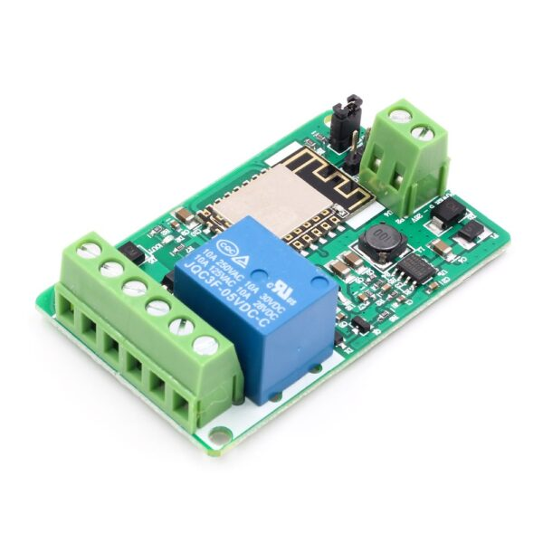 ESP8266 10A DC 7-30V Network Relay WIFI Module_sharvielectronics