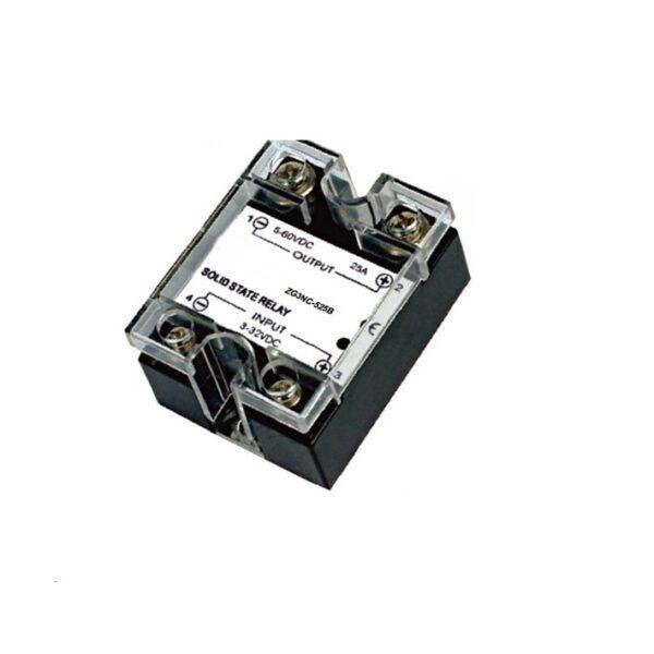 Solid State Relay Module DC To AC JG-ZG3NC-325B 3-32VDC/24-480VAC 25A