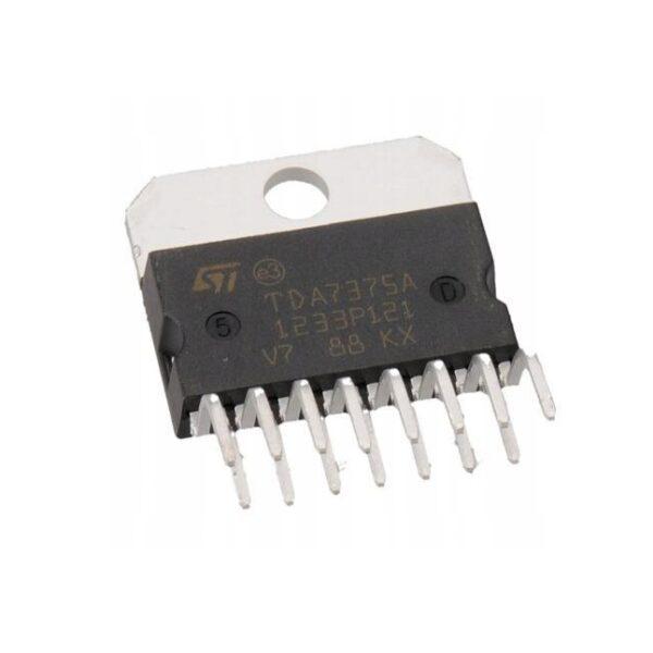 TDA7375A 2x37W Dual/Quad Power Amplifier for Car Radio