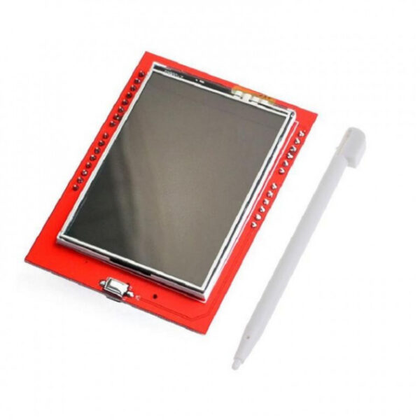 2.4″ Inch Touch Screen TFT Display Shield for Arduino UNO Mega_Sharvielectronics