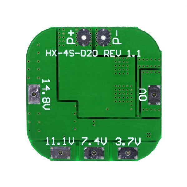 4S 20A Lithium Battery 18650 Charger PCB BMS Protection Board_-sharvielectronics