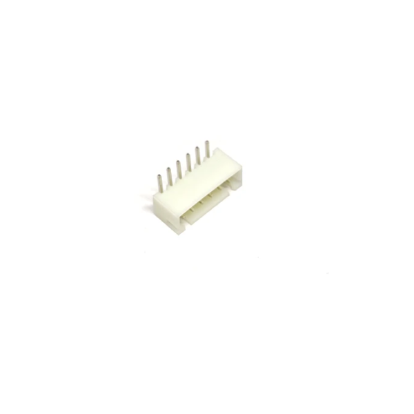 6 Pin JST-XH Male Right Angle Connector 2.54mm Pitch_Sharvielectronics