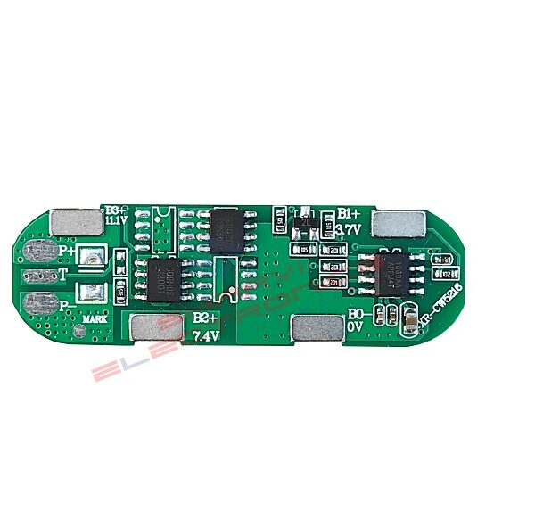3S 5A Li-ion Lithium Battery 18650 Charger PCB BMS Protection Board