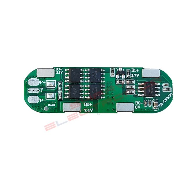 3S 8A Li-ion Lithium Battery 18650 Charger PCB BMS Protection Board