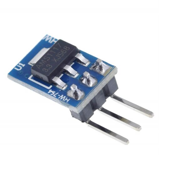 AMS1117-3.3 LDO 800MA DC 5V to 3.3V Step-Down Power Supply Module--Sharvielectronics