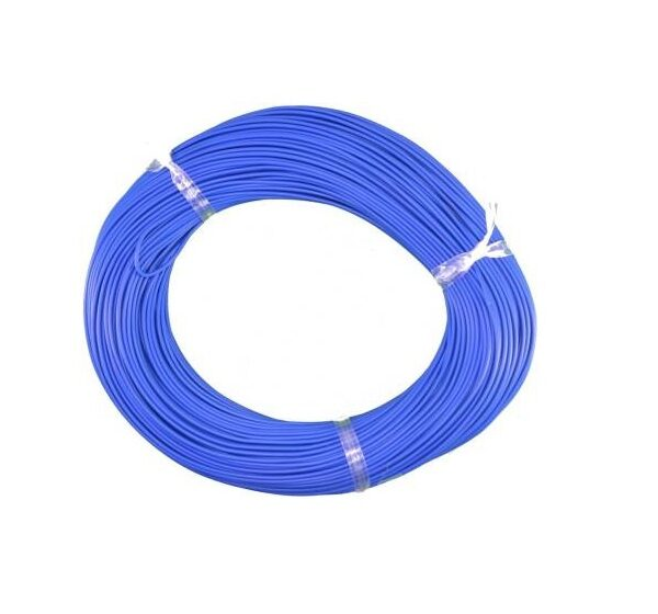 Multistrand Wire - Blue - 3 Meters