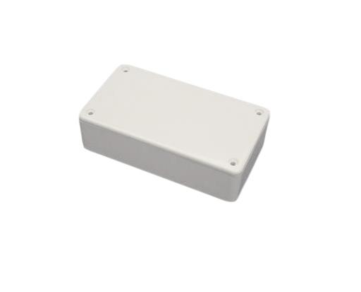 "Enclosure/Cabinet - 10x20.3x5 cm (4x8x2"") Box for PCB"