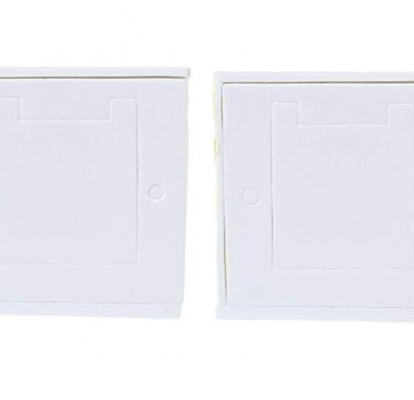 Insulation Cotton Washer for TEC1- 12706 Thermoelectric Cooler Peltier-Pack of 2 Sharvielectronics