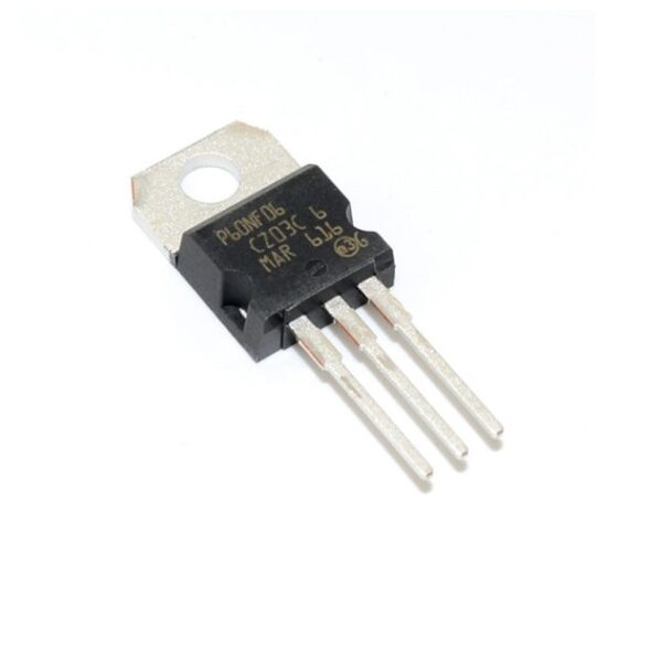 P60NF06 - N-Channel Power MOSFET Sharvielectronics