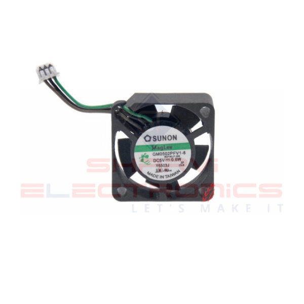 Sunon 2510 5V DC 0.6W Cooling Fan GM0502PFV1-8Sharvielectronics