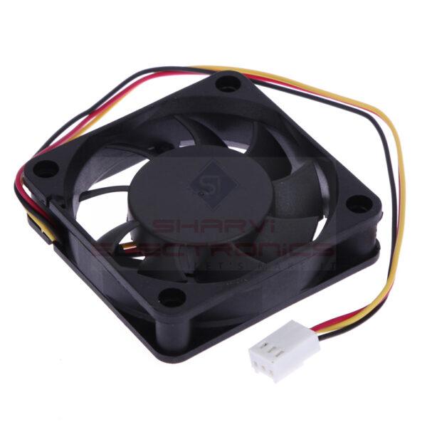 12V DC Cooling Fan 80X80x25mm-_Sharvielectronics