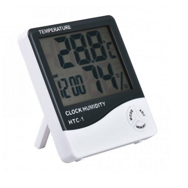 HTC-1 High Precision Large Screen Electronic Indoor Temperature_Sharvielectronics