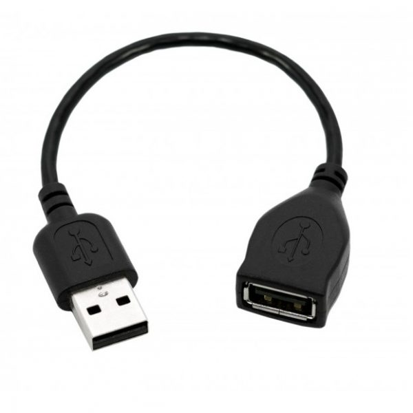 USB 2.0 Extension Cable Type A-Male To Type A-Female -Sharvielectronics