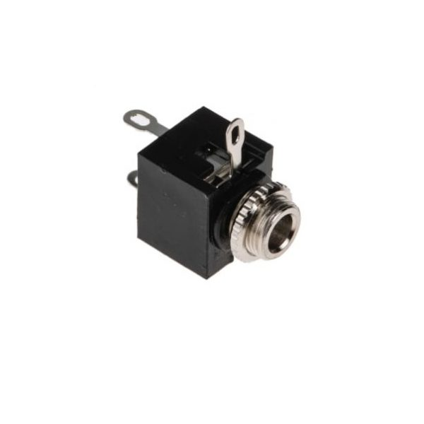 3.5mm Stereo Female Connector Panel Mount-Sharvielectronics