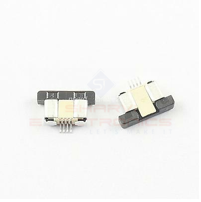 4 Pin FPC FFC SMT Drawer Connector-0.5mm Pitch-_Sharvielectronics