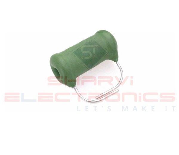 1 ohm 2 Watt Wire Wound Resistor