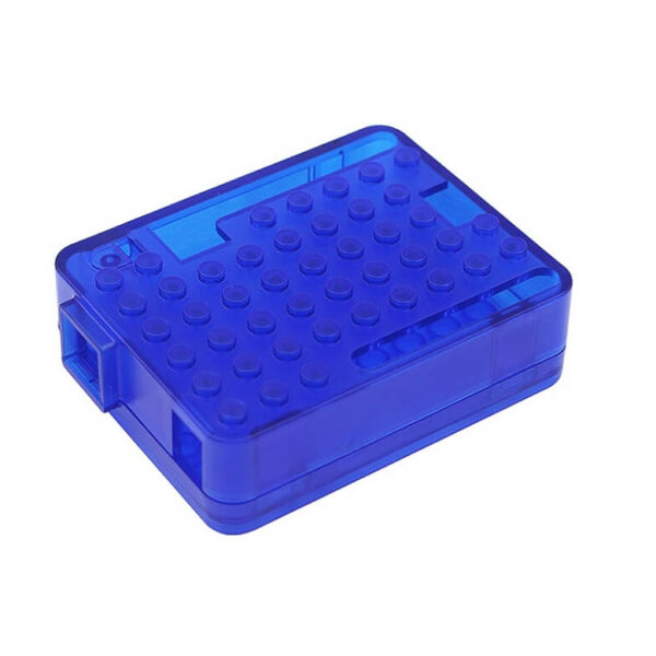 Blue Arduino UNO R3 Injection Molding Case With Bubble Sharvielectronics