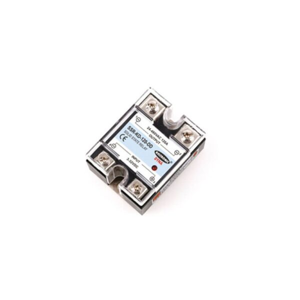 Solid State Relay Module DC To DC SSR-KD-40-DD 3-32VDC To 5-200VDC 40A