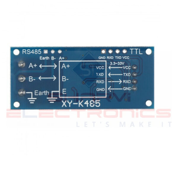 Sharvielectronics: Best Online Electronic Products Bangalore | TTL to RS485 Power Supply Converter Board 3.3V 5V Hardware Auto Control Module SHarvielectronics 1 | Electronic store in bangalore