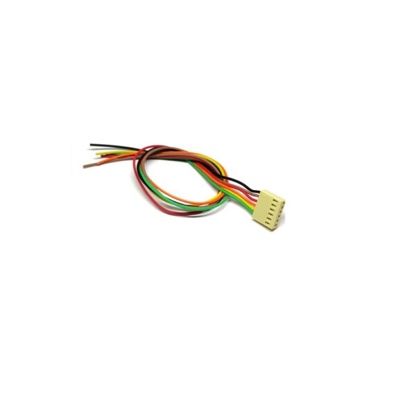 6 Pin Relimate Connector Polarized Header Wire