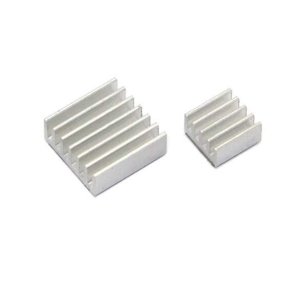 Aluminum Heatsink for Raspberry Pi (Large and Small) Sharvielectronics