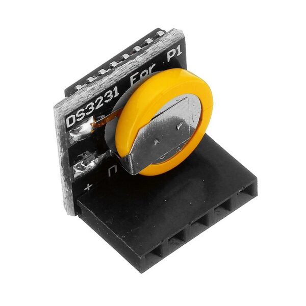 DS3231 Real Time Clock Module 3.3V 5V With Battery Sharvielectronics