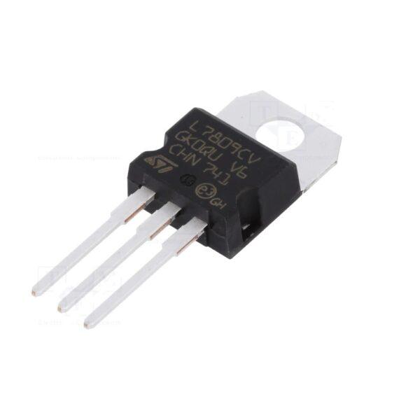 L7809CV Positive Voltage Regulator - TO-220 Package Sharvielectronics
