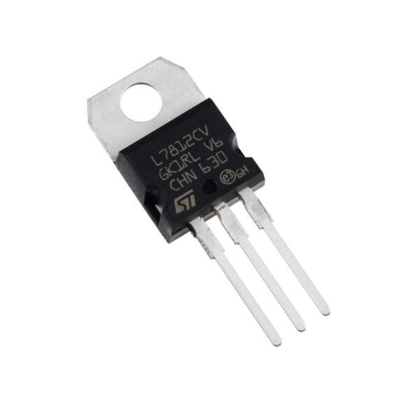 L7812CV Positive Voltage Regulator - TO-220 Package